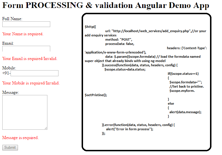 angular-form-processing-validation